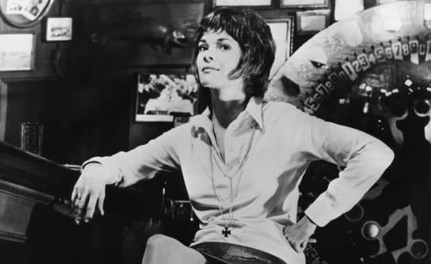 Jessica Walter poses for a portrait while in character for the movie Play Misty for Me, Sept. 21, 1971.