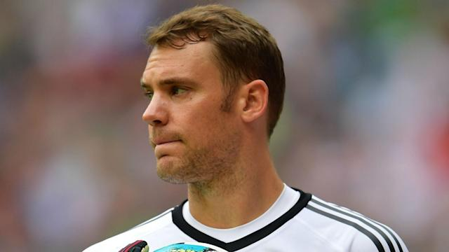 The Bayern Munich goalkeeper has not played for club or country since last September, but is expected to be ready for duty in Russia this summer