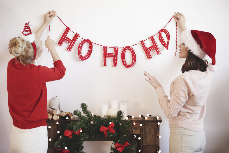 Psychologists say that people who put up their Christmas decorations prematurely are yearning for nostalgia [Photo: Getty]