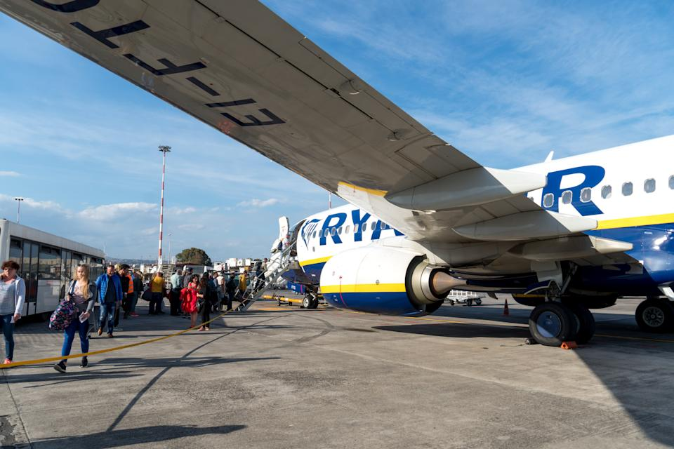 "Ryanair said last year it will take steps to ensure it ""will remain majority EU owned and controlled following Brexit."" Photo: Getty Images"