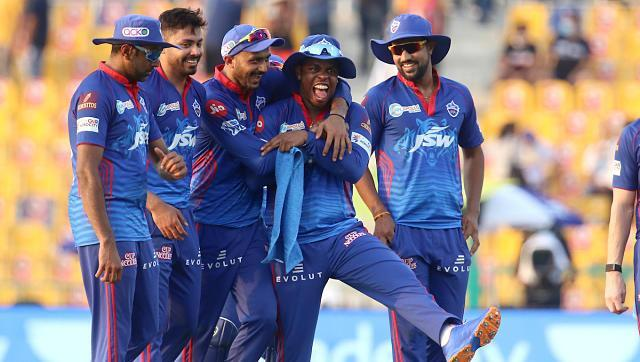 Delhi Capitals bowlers stepped up to seal another victory as they beat Rajasthan Royals by 33 runs. Sportzpics