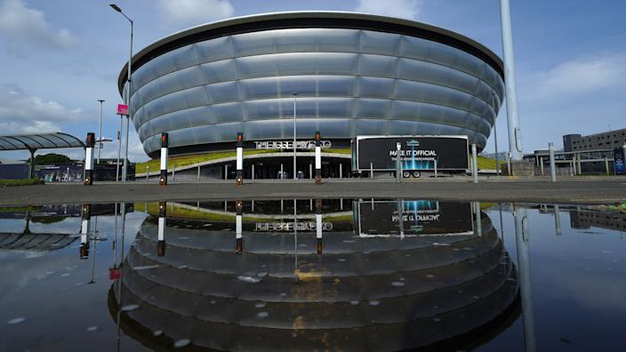 activists call on United Nations propose climate conference in Glasgow out