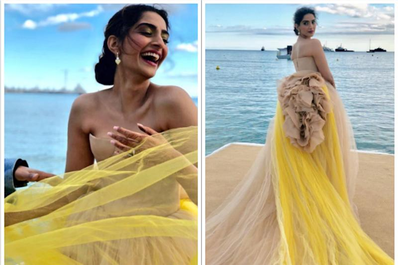 Cannes 2019: Throwback to Sonam Kapoor's Summer Ball Gown at the Red Carpet