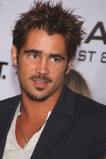 Colin Farrell's sex tape just won't go away-<br />Who would do this? The banned sex tape--which features Farrell and Playboy model Nicole Narain doing it for 14 minutes and which was banned from being sold, distributed or displayed in a court case the actor won in 2005--was sent to Farrell's new girlfriend Alicja Bachleda's parents. Yes, PARENTS. This should make holiday dinner conversation interesting. Source: Irishcentral.com