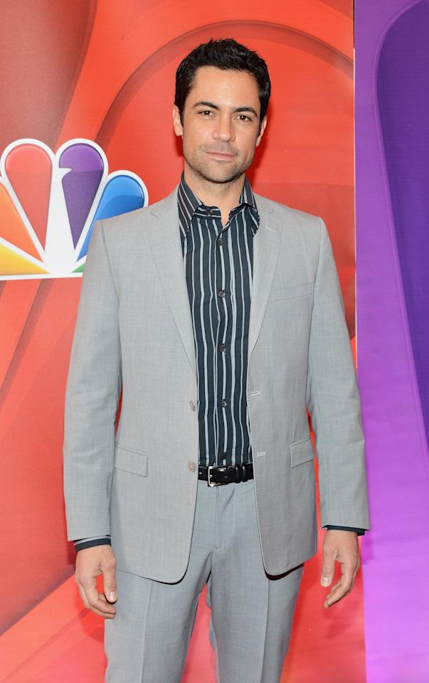 NEW YORK, NY - MAY 13:  Actor Danny Pino attends 2013 NBC Upfront Presentation Red Carpet Event at Radio City Music Hall on May 13, 2013 in New York City.  (Photo by Slaven Vlasic/Getty Images)