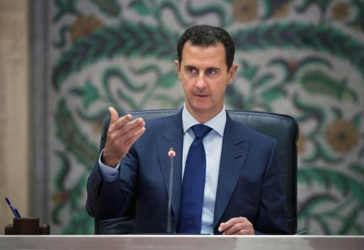 Russia has 'never' discussed transition with me: Syria's Assad