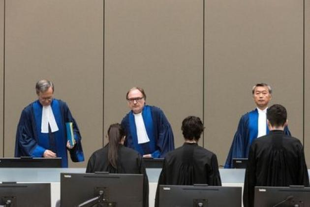 ICC declines to refer South Africa to U.N. for not arresting Sudan's Bashir