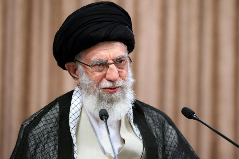 Iran's supreme leader Ayatollah Ali Khamenei has urged on voters to ignore calls to boycott the June 18 presidential election