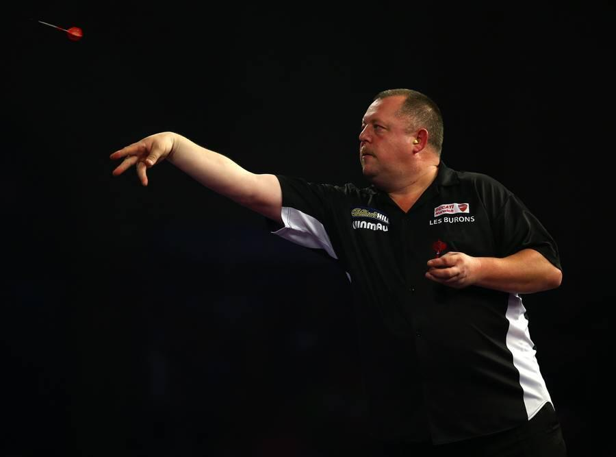 2016 William Hill PDC World Darts Championships - Day Four