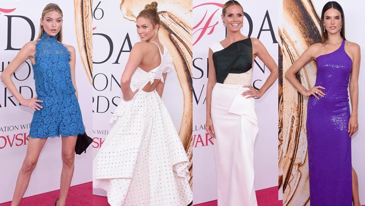All The Looks You Need To See From The CFDA Awards
