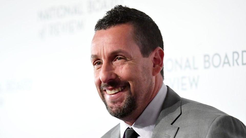 Adam Sandler Reacts to His Oscars Snub With a 'Waterboy' Shout Out