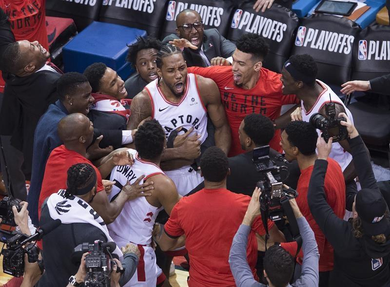 Toronto Raptors' dramatic win produces record television ratings in Canada