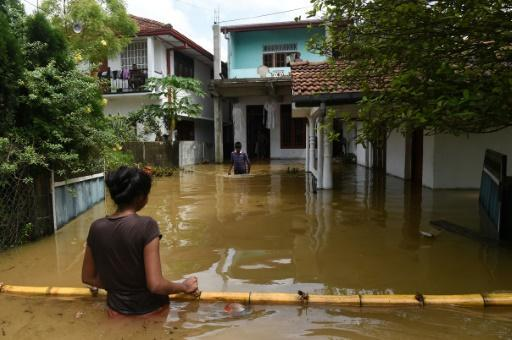 Sri Lanka steps up relief as monsoon toll exceeds 150