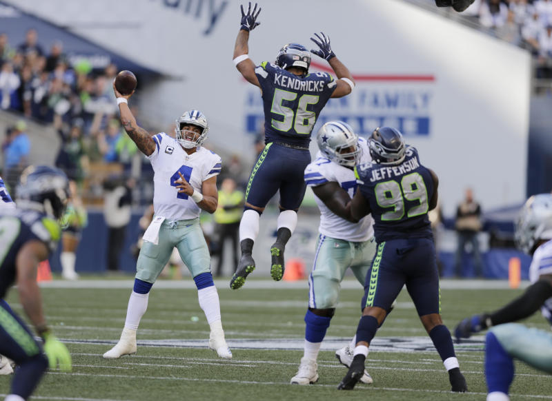 Seahawks linebacker Mychal Kendricks suspended indefinitely for insider-trading conviction