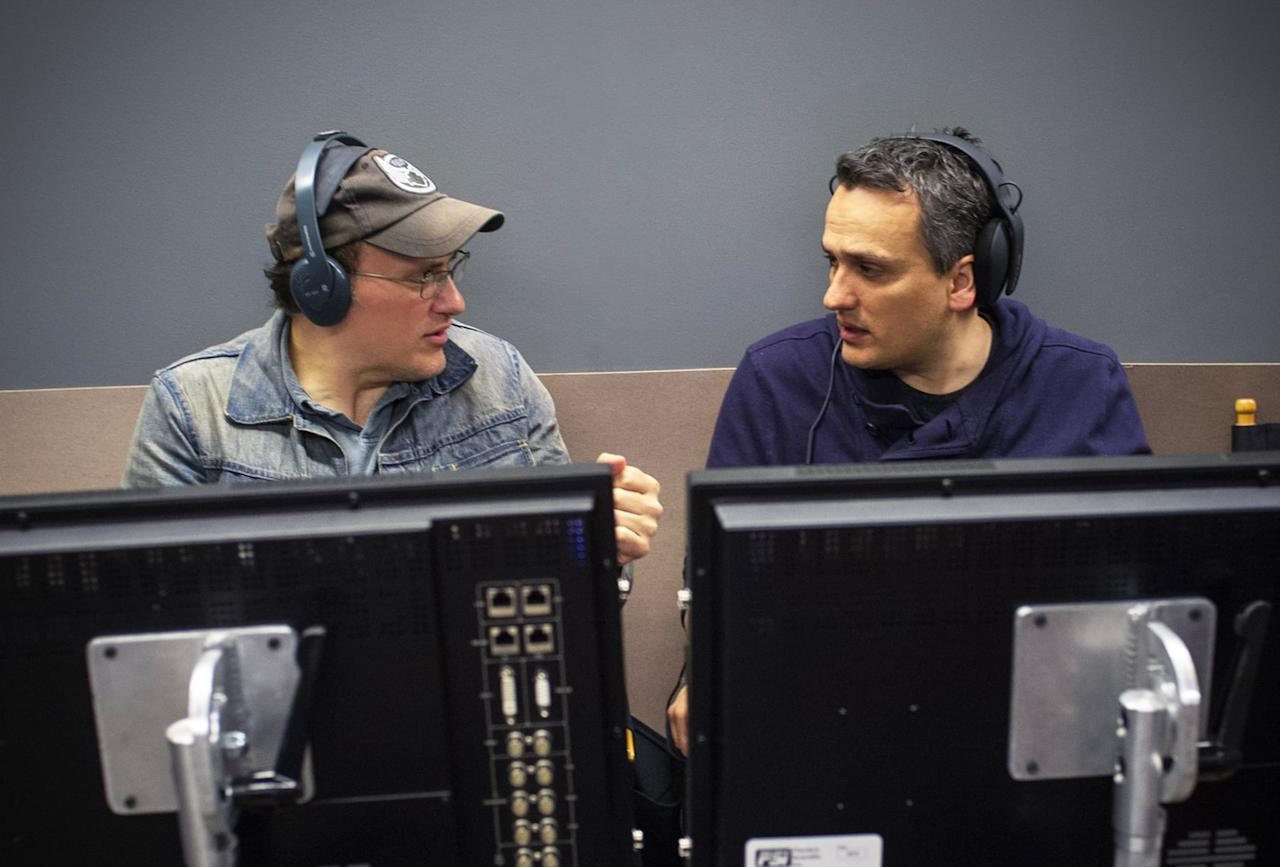 <p>Joe Russo gets in front of the camera for a brief cameo during Steve's group therapy scene. The <strong>Endgame</strong> co-director plays a character who attends the grief counseling session to talk about losing his partner in Thanos' snap and a date he goes on with another man who has also lost his partner.</p>