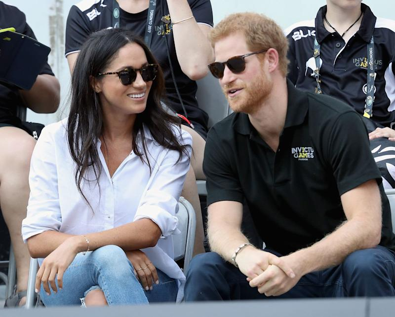Prince Harry and Meghan Markle Will Visit Their Royal Namesake, Sussex