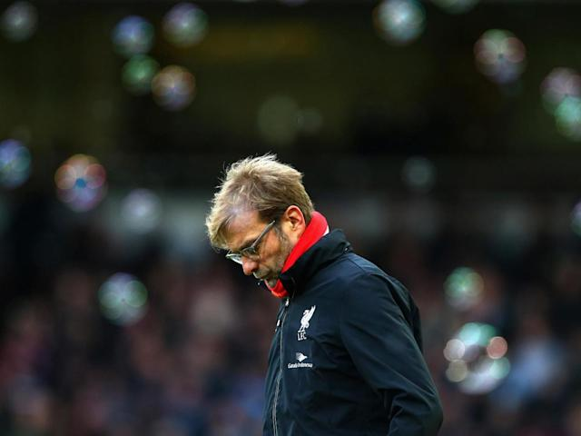 Klopp knows that he is under pressure to win trophies at Liverpool (Getty)