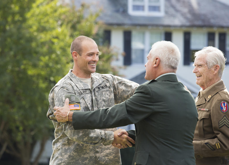Veterans Day Amazon Prime deal. (Photo: Getty Images)