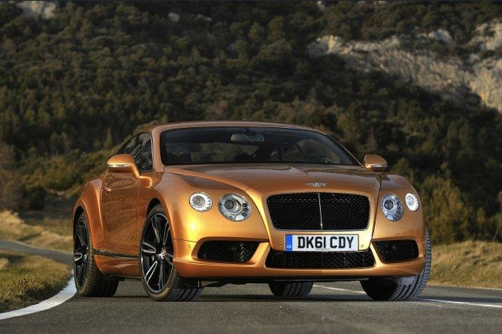 8 Year Old Boy Wins Bentley Continental Gt In Lottery