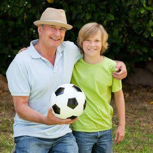"What is the best thing you can say to your grandchild who is an aspiring athlete? In their article ""<a href=&quot;http://www.thepostgame.com/blog/more-family-fun/201202/what-makes-nightmare-sports-parent&quot; target=&quot;_blank&quot;>What Makes A Nightmare Sports Parent and What Makes a Great One</a>&quot; former coaches Bruce E. Brown and Rob Miller of Proactive Coaching LLC compiled decades of research from college students and found that the single best thing a parent (or grandparent!) can say is ""I love watching you play."" In this culture of super-competitive sports and pressure to achieve, telling your grandchild how much you just enjoy him or her doing the sport they love is the best compliment you can give."