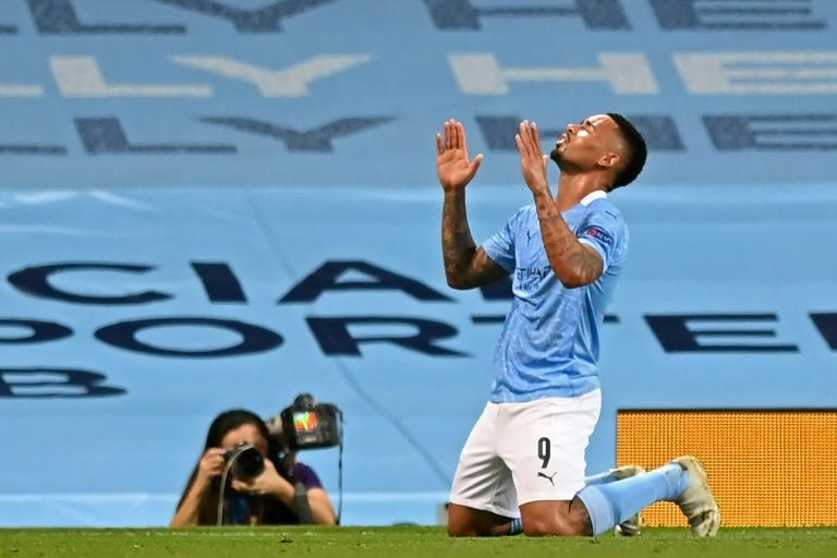 Brazil striker Gabriel Jesus says he is dreaming of lifting the Champions League trophy with Manchester City this season