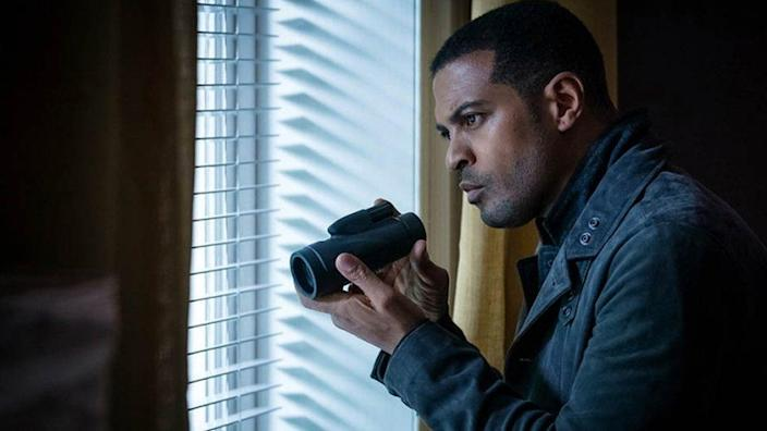Noel Clarke in ITV drama Viewpoint