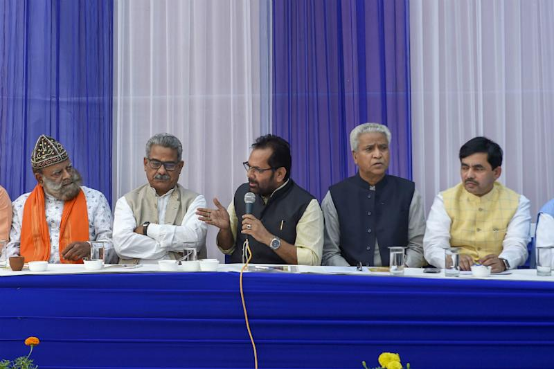 Ahead of Ayodhya Ruling, Muslim and RSS Leaders Vow to Maintain Brotherhood and Social Harmony