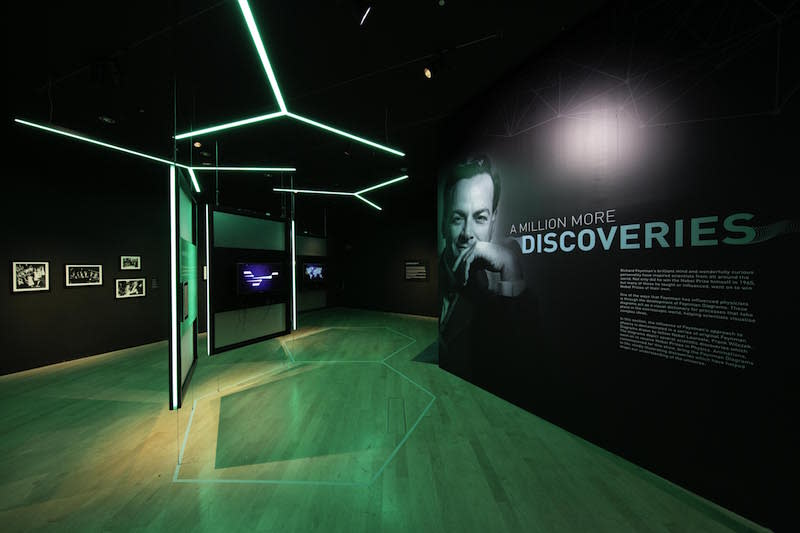 A Million More Discoveries gallery. Photo: Marina Bay Sands