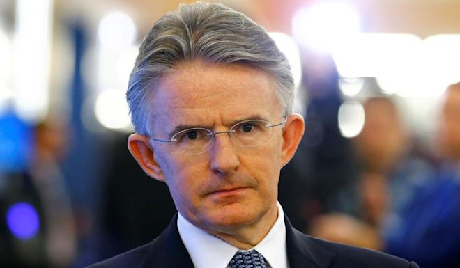 "HSBC executives said that the abrupt departure of John Flint was a ""surprise"" to many in the company. Photo: Reuters"