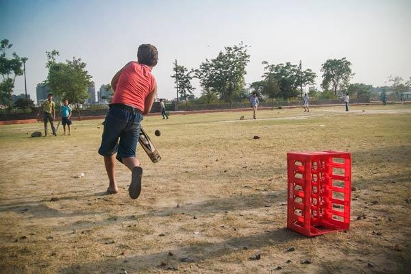 I met Arjun in the park on Friday. This sporting 10-year-old had organized a cricket match for all the lesser-privileged schools in his colony to come together over a fun game.