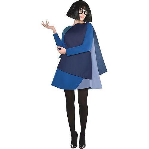 """<p><strong>See All The Incredibles Costumes</strong></p><p>partycity.com</p><p><strong>$59.99</strong></p><p><a href=""""https://www.partycity.com/womens-edna-mode-costume---incredibles-2-P792384.html"""" rel=""""nofollow noopener"""" target=""""_blank"""" data-ylk=""""slk:Shop Now"""" class=""""link rapid-noclick-resp"""">Shop Now</a></p><p>No one exudes confidence quite like Edna Mode. This year, dress in her modern ensemble (yes, the wig and glasses too) before heading to your Halloween party. </p>"""
