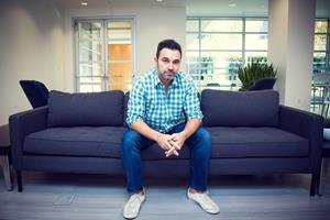Mershad Javan, CEO of Zurich-based Mictic AG, which is bringing its wearable musical instrument to market in June of 2021. The startup is opening a Los Angeles office in order to further develop partnerships with the music and entertainment industries. Javan previously founded Southern California startup Octiive. More info at mictic.com
