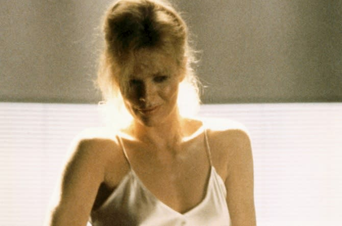 Kim Basinger en Nueve semanas y media (1986, ©MGM/Courtesy Everett Collection, Gtres)