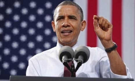 Republicans argue that President Obama is losing his grip on key swing states.