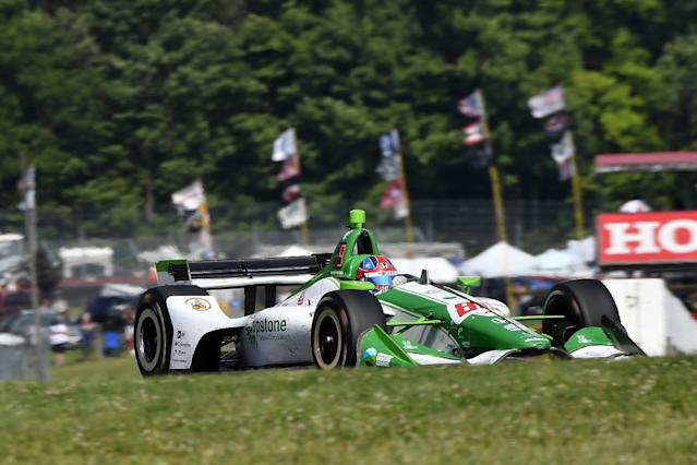 Star rookie Herta set to part with Harding team