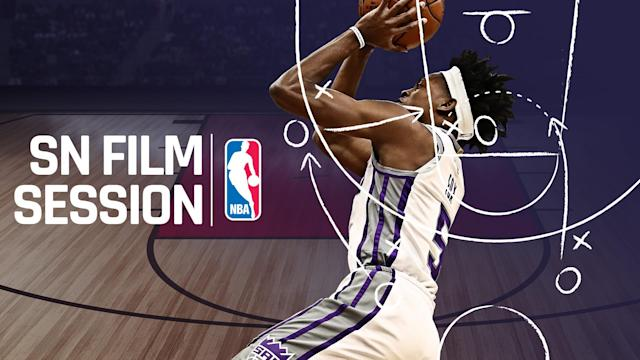 De'Aaron Fox isn't a great player right now — as is the case with most rookies — but there's a clear path to him becoming a star in the NBA. SN's Scott Rafferty explains in his latest Film Session.