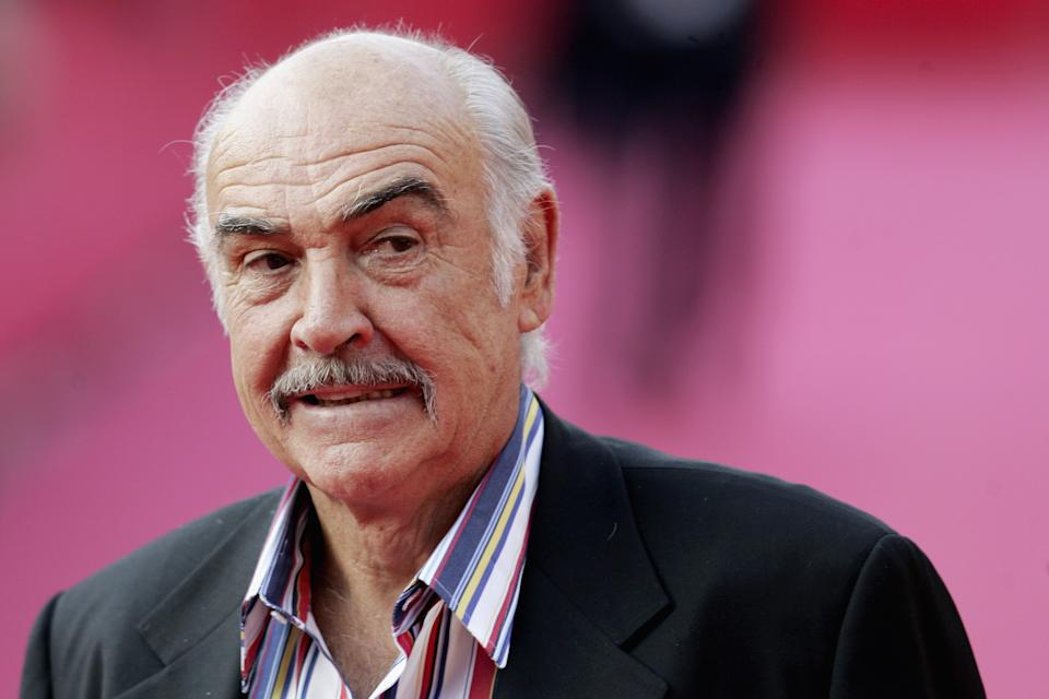 Actor Sean Connery died at the age of 90 on Oct. 31 2020. (Photo: Chris Jackson/Getty Images)