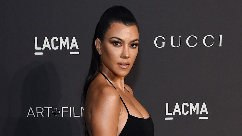 Kourtney Kardashian Talks Single Life in New 'KUWTK' Clip: 'I'm Content'