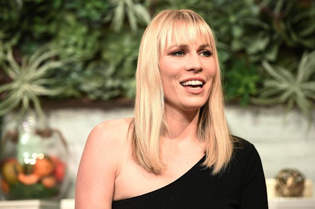Natasha Bedingfield visits Buzzfeed studios on September 09, 2019 in New York City. (Photo by Steven Ferdman/Getty Images)