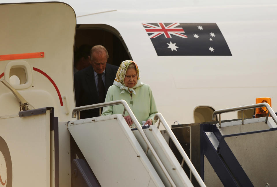 Queen Elizabeth and Prince Philip last visited Queensland in 2011. Photo: Getty Images