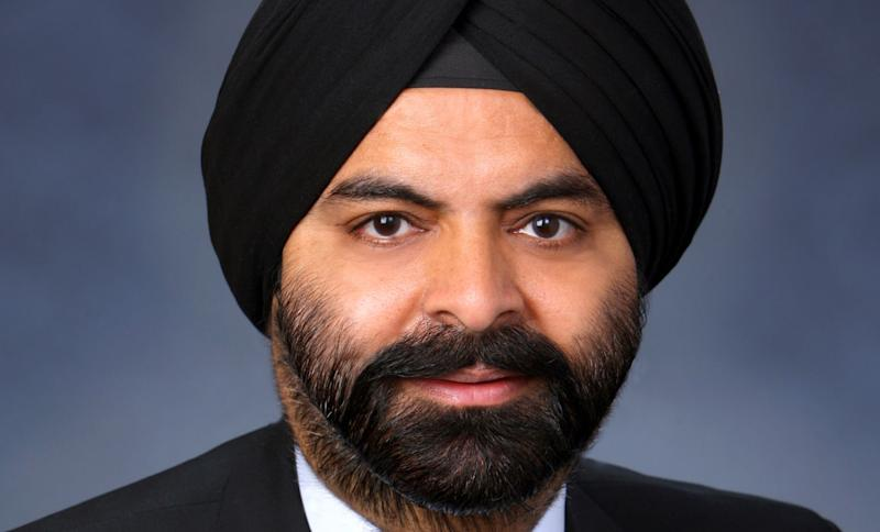 Mastercard Chief Executive and President Ajay Banga. Photo: Mastercard