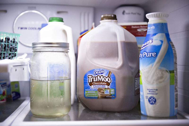 Dean Foods, No. 1 milk company, declares bankruptcy amid drop in demand