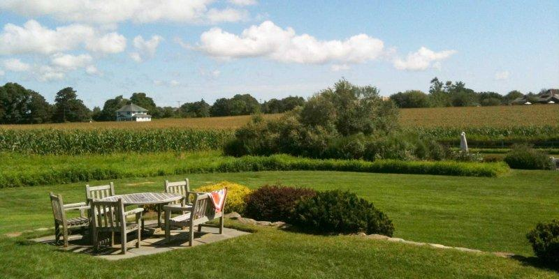 Sagaponack The Hamptons rural scene