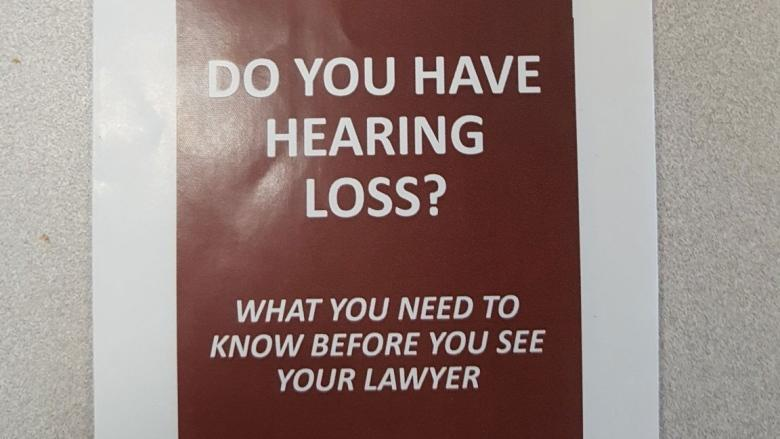 How a project to improve legal communication is helping Islanders hear better