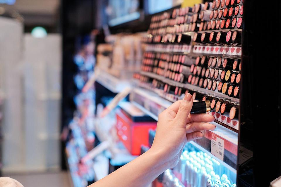 <p>Unless you're ordering a beauty product you've tried and tested before, stick to in-person shopping for makeup. What Amazon offers in convenience it lacks in being able to physically test a product on your skin—which can make all the difference when selecting a foundation shade.</p>