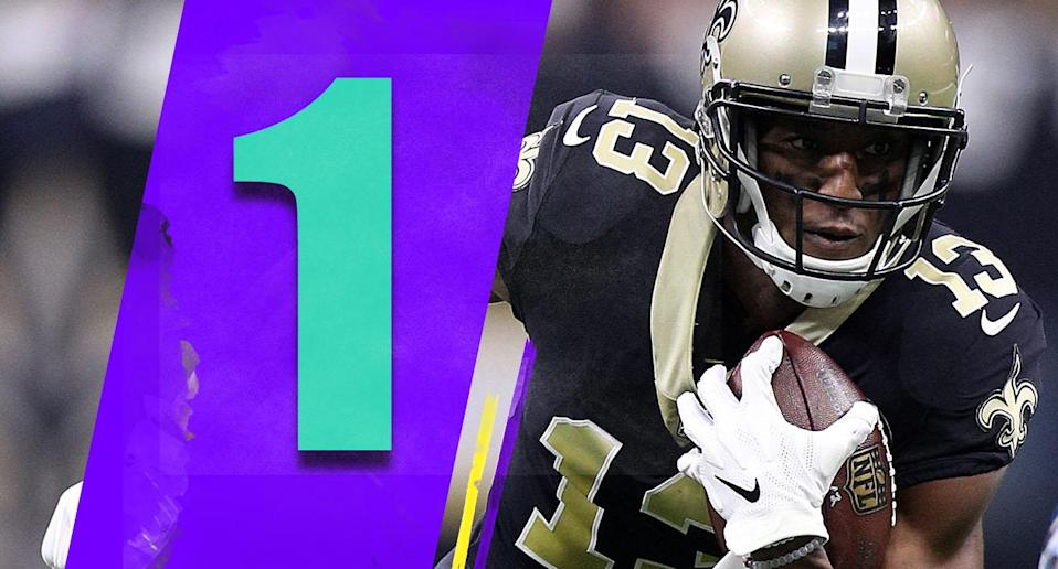<p>While Week 17 was meaningless to the Saints, you'd have liked to see a little more effort, especially since New Orleans did play a lot of starters. We'll chalk it up to Week 17 apathy, but it's not the way you want to go into the playoffs. (Michael Thomas) </p>