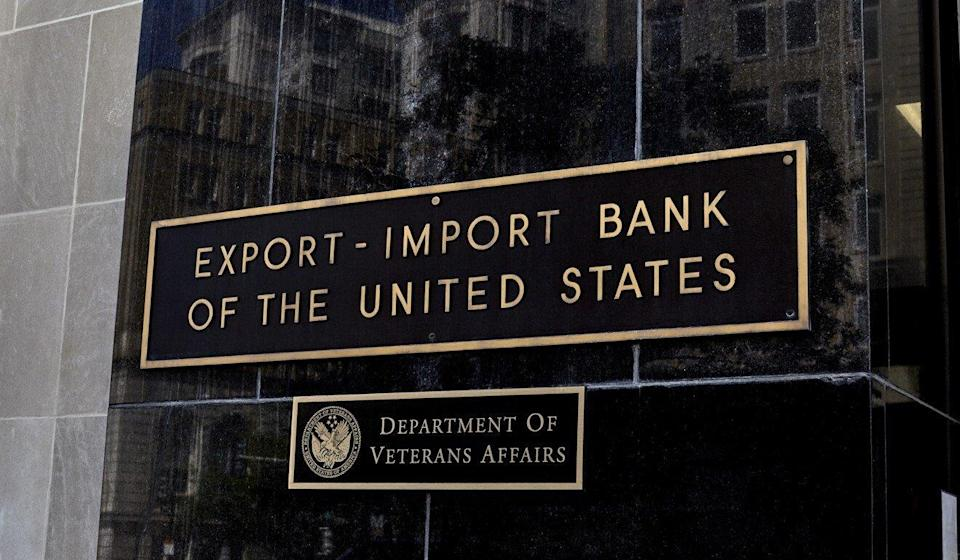 The Export-Import Bank of the United States was founded in 1934. Photo: Shutterstock