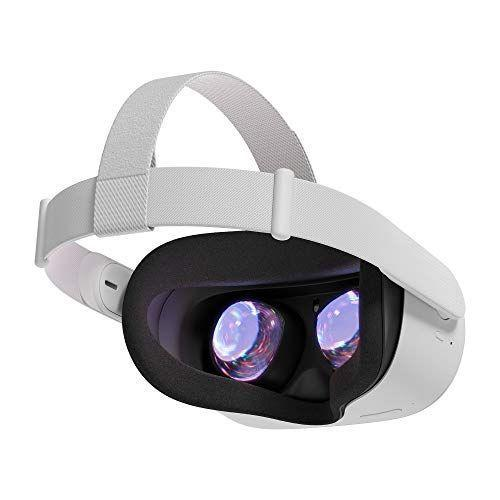"""<p><strong>Oculus</strong></p><p>amazon.com</p><p><strong>$299.00</strong></p><p><a href=""""https://www.amazon.com/dp/B08F7PTF53?tag=syn-yahoo-20&ascsubtag=%5Bartid%7C10067.g.13094996%5Bsrc%7Cyahoo-us"""" rel=""""nofollow noopener"""" target=""""_blank"""" data-ylk=""""slk:Shop Now"""" class=""""link rapid-noclick-resp"""">Shop Now</a></p><p>Get immersed in your favorite TV shows and movies, feel like you're right there in the audience with livestream concerts and sporting events, get in the game with video game playthrough, or just relax on a miniature vacation with 360 degree tours of some of the most beautiful cities and scenic views on the planet with this virtual reality device. </p>"""