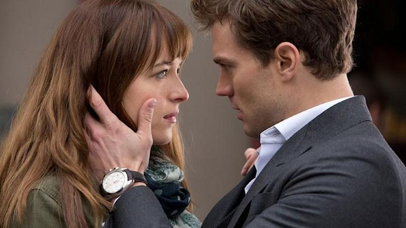 Kinky Britons have getting themselves into a Christian Grey-inspired tangle since the release of the books. Photo: Universal Pictures