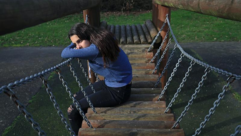 Young people 'anxious about social interaction and scared of outside world'